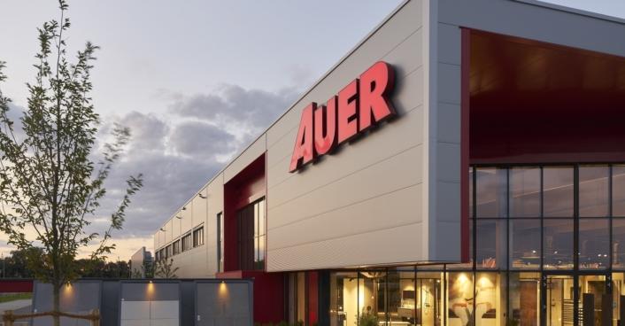 Bauzentrum Auer In Landshut Scheffler Helbich Architekten Dortmund