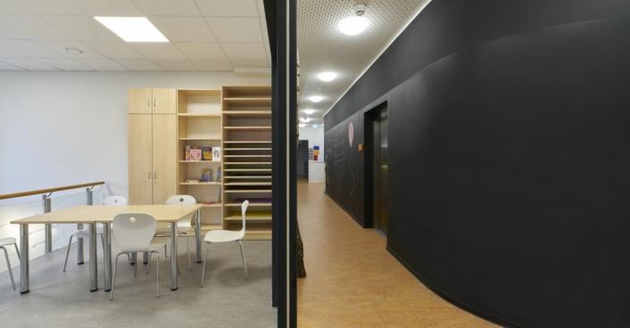 Kita Lortzingstraße Dortmund SHA Scheffler Helbich Architekten