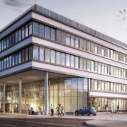 Amprion Dortmund Projekthaus Büro Verwaltung