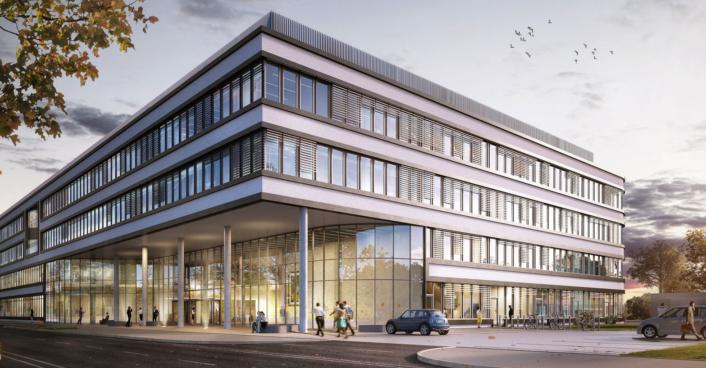 Amprion Projekthaus © SSP AG