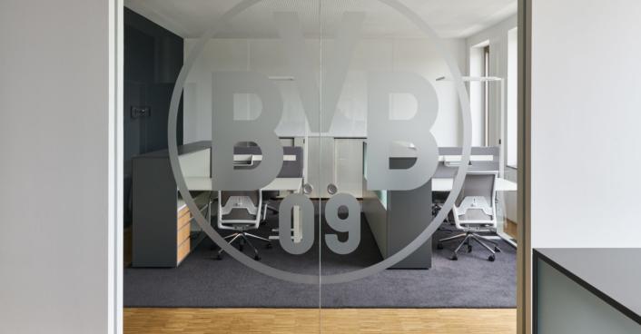 BVB Geschäftsstelle Sport Büro