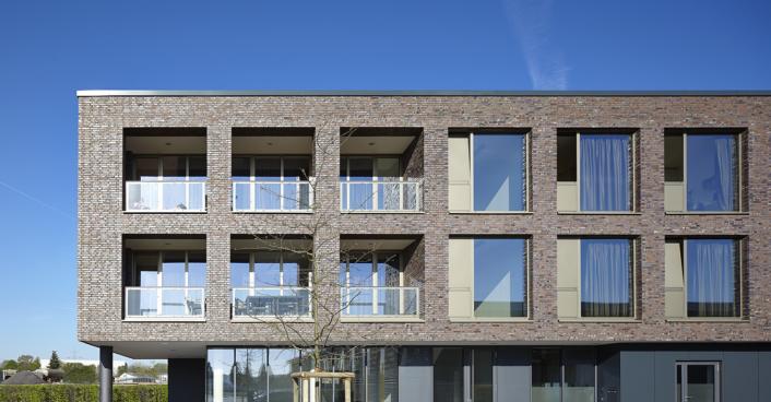 Scheffler Helbich Architekten BVB 09 Jugendheim Dortmund