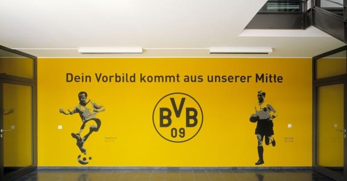 BVB Trainingszentrum, SHA Scheffler Helbich Architekten Dortmund