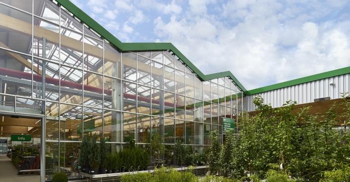 Bauzentrum Kömpf In Calw SHA Scheffler Helbich Architekten Dortmund