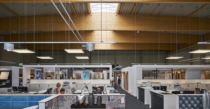 Holz Und Baustoffzentrum Beinbrech Bad Kreuznach SHA Scheffler Helbich Architekten Dortmund