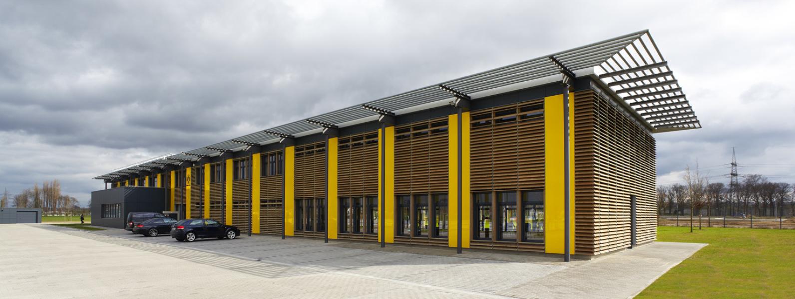 BVB, Borussia Dortmund, Profi Trainingszentrum, Fußball SHA Scheffler Helbich Architekten Dortmund