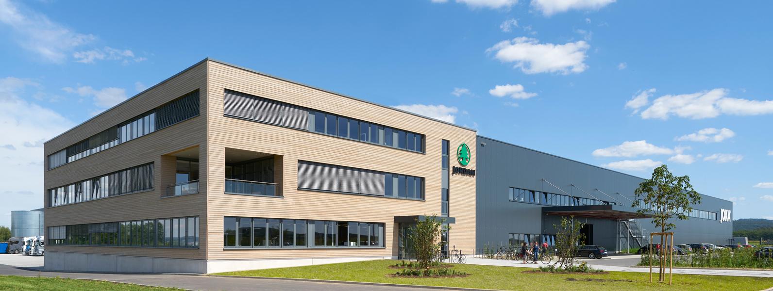 Zentrallager Verwaltung Kassel Jordan