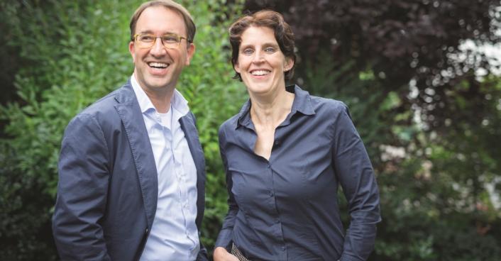 Christoph und Birgit Helbich