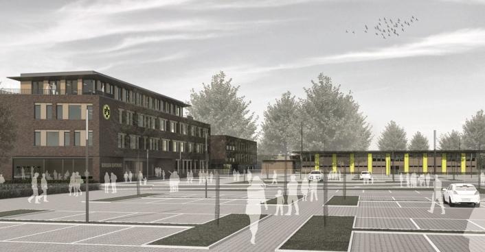 Erweiterung Trainingszentrum BVB (2)