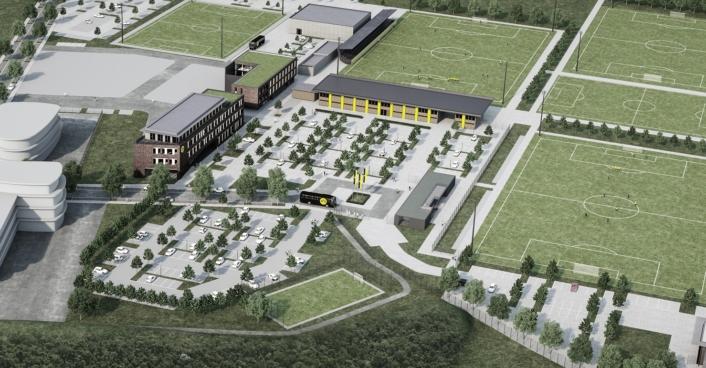 Erweiterung Trainingszentrum BVB (3)