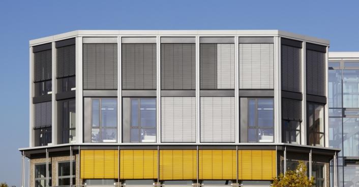 Eurobaustoff Zentrale, Karlsruhe SHA Scheffler Helbich Architekten Dortmund