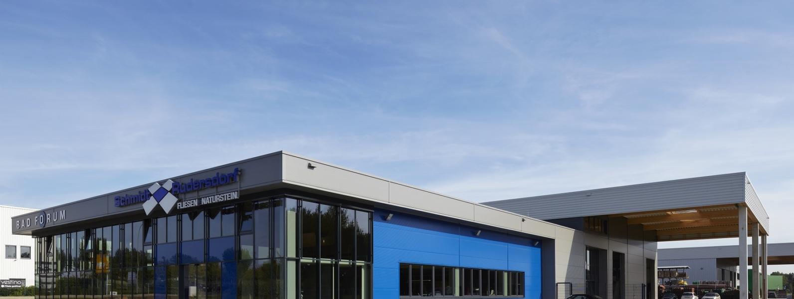 Fliesen und Natursteinzentrum Schmidt Rudersdorf SHA
