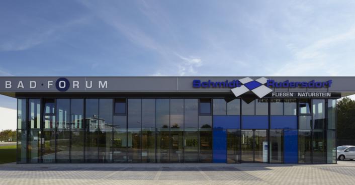 Schmitdt & Rudersdorf; Fliesen Und Naturstein; Industriegbäude SHA Scheffler Helbich Architekten Dortmund
