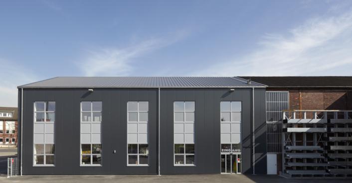 Baustoffhandel Kipp & Grünhoff SHA Scheffler Helbich Architekten Dortmund