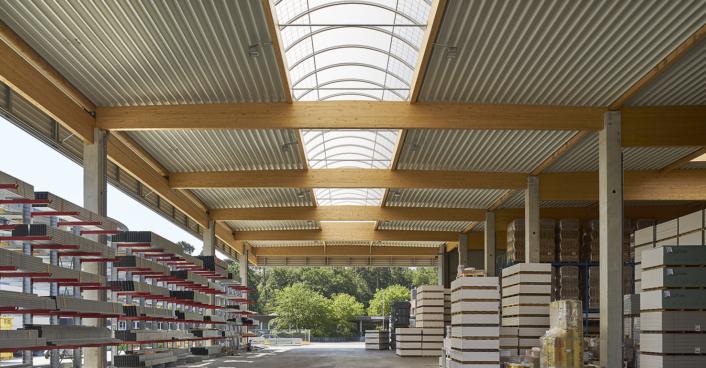 MW Trockenbau Neu Isenburg SHA Scheffler Helbich Architekten Dortmund