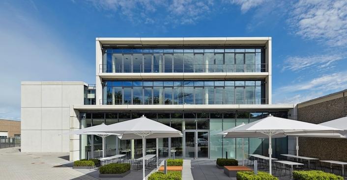 Scheffler Helbich Architekten Aufstockung Büro Murtfeldt, Dortmund