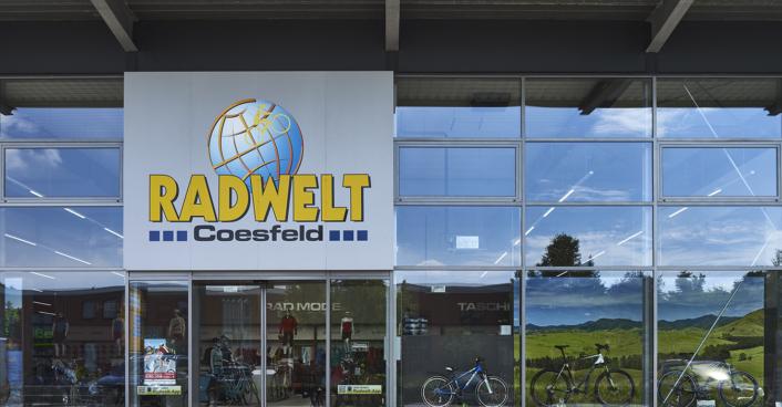 RADWELT Coesfeld SHA Scheffler Helbich Architekten Dortmund