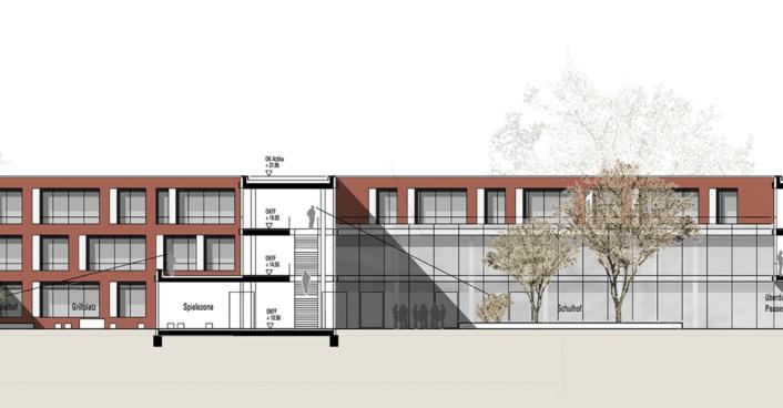 Schnitt AA Gesamtschule Elmshorn