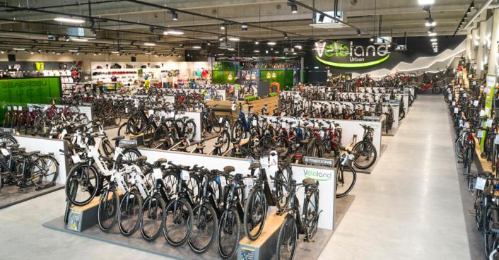 Fahrradhandel Veloland Zweiräder