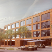 Büro Dortmund Phoenix West Visualisierung