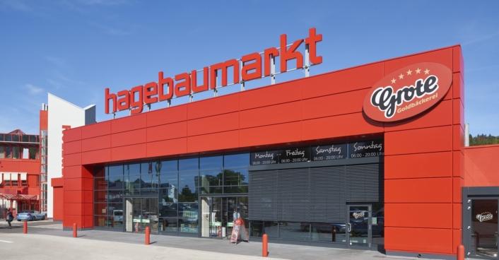 Hagebaumarkt Iserlohn Scheffler Helbich Architekten Dortmund
